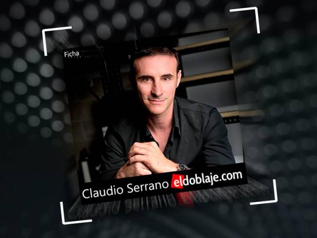 Claudio Serrano eldoblaje