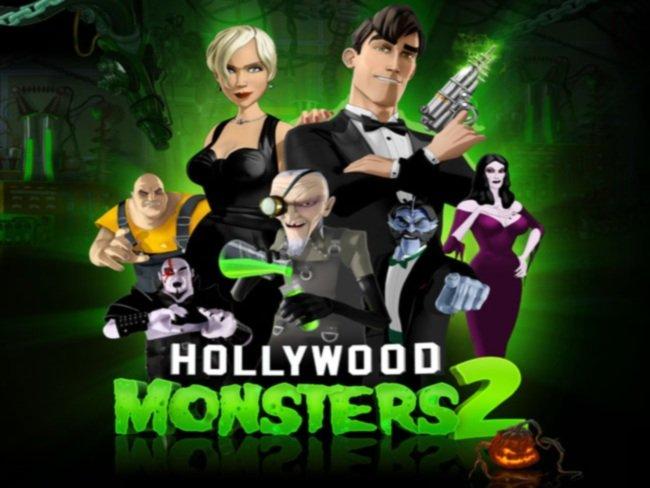 Cómo se hizo Hollywood Monsters 2