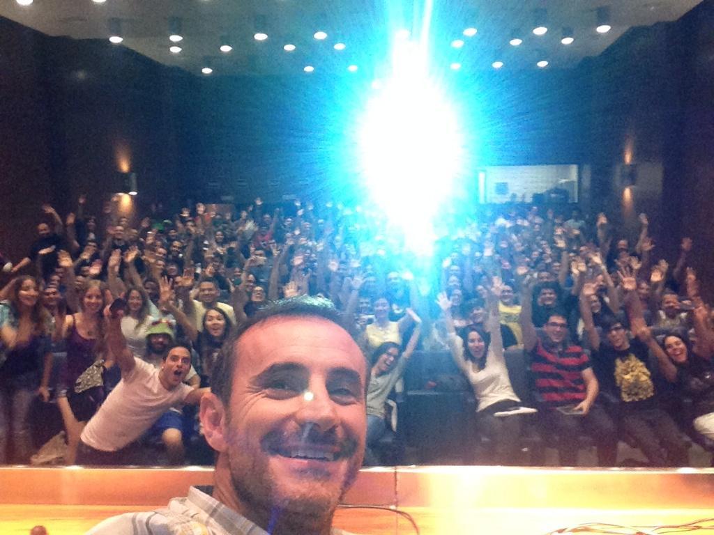 Conferencia en el Salón del Cómic de Alicante: Impresiones