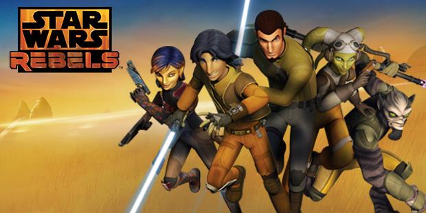 Star Wars Rebels 1x01 en Latino Disponible