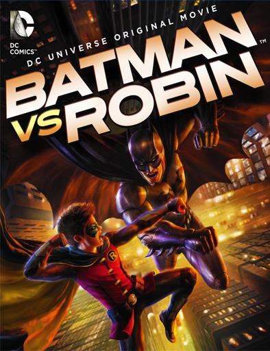 Estreno: Batman vs Robin