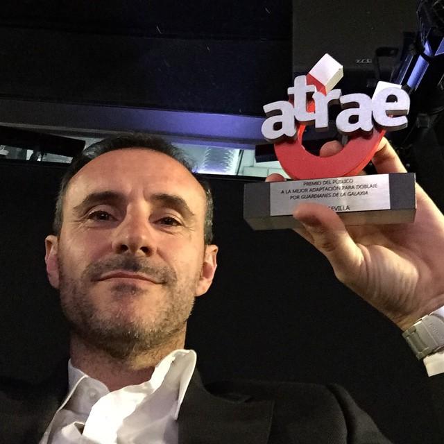 Premios ATRAE 2015
