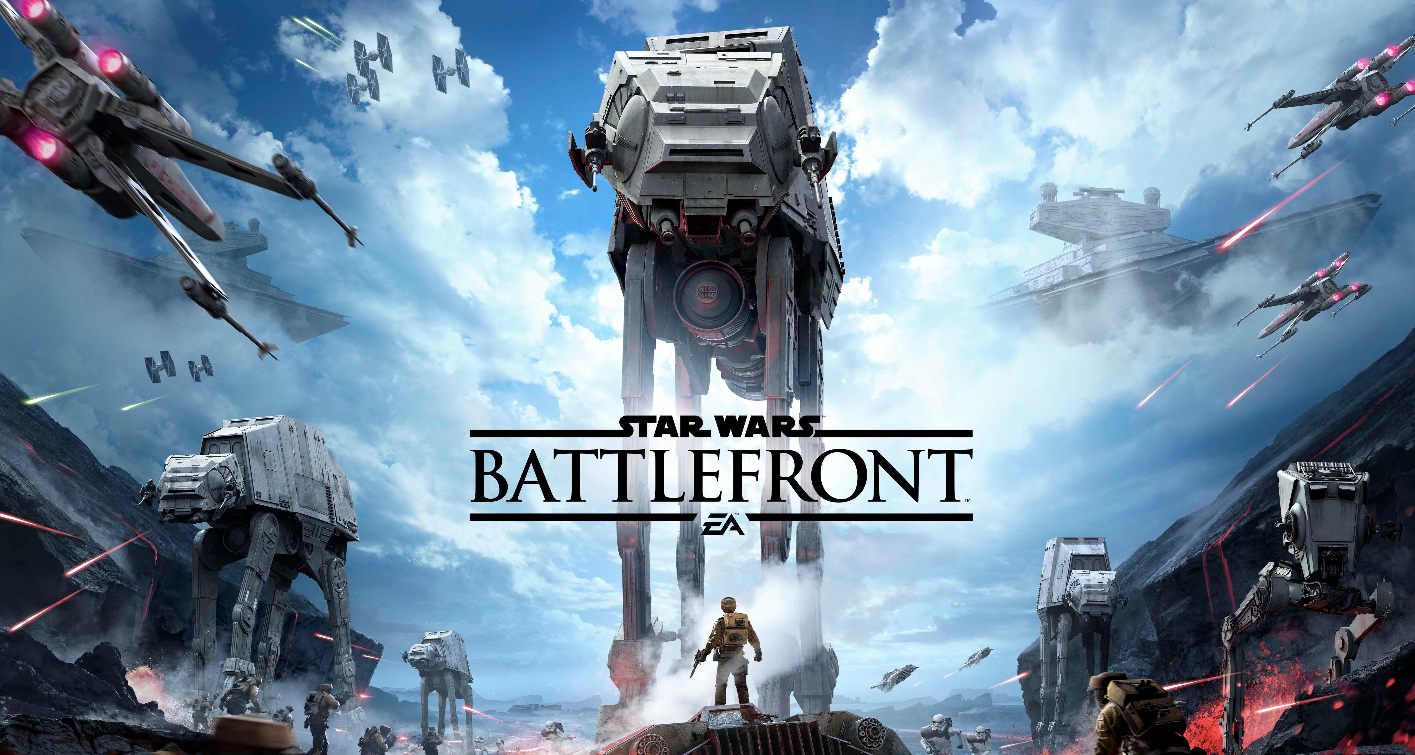 Ya está a la venta Star Wars Battlefront