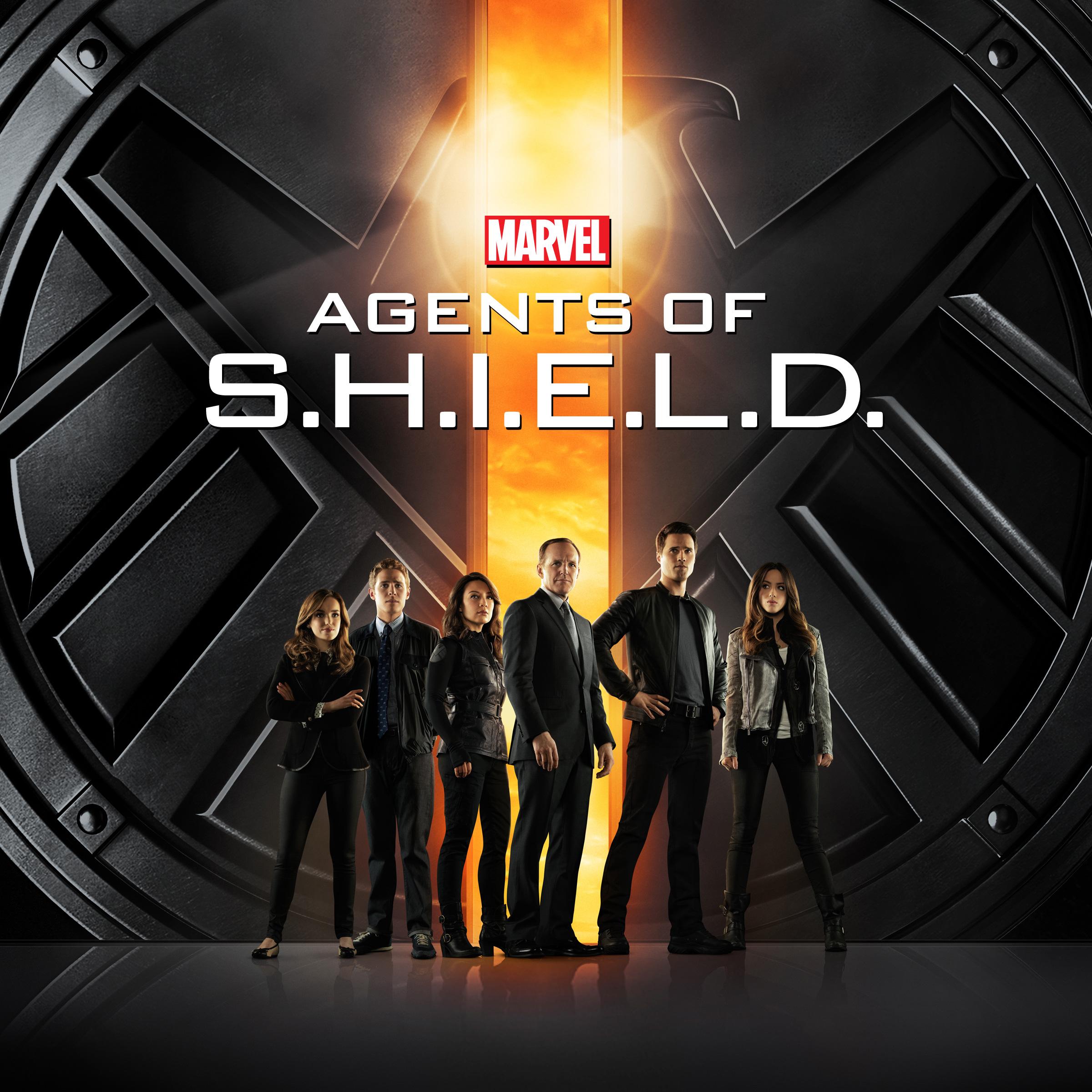 Marvel, Agentes de S.H.I.E.L.D.
