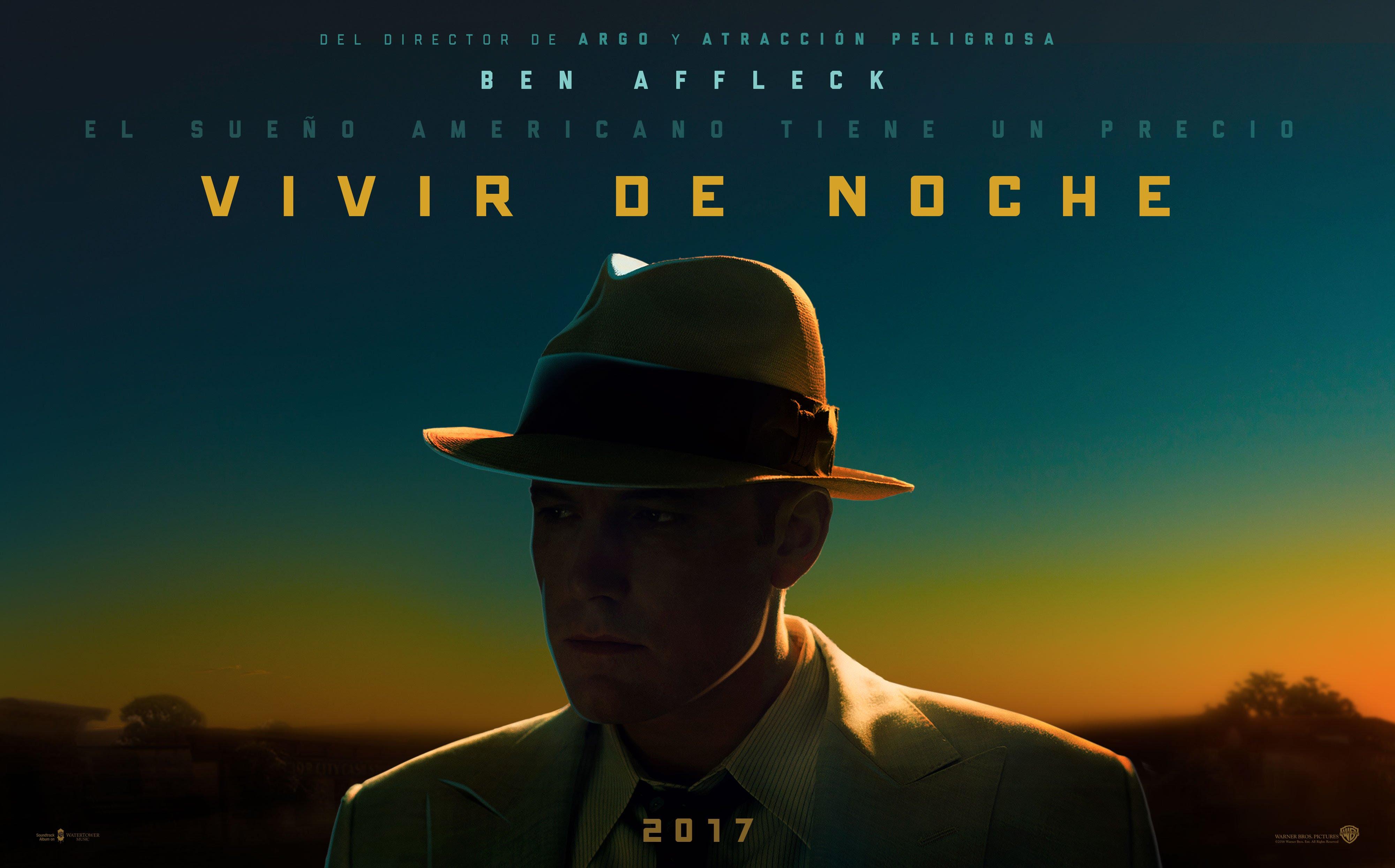 Próximo estreno: Vivir de noche
