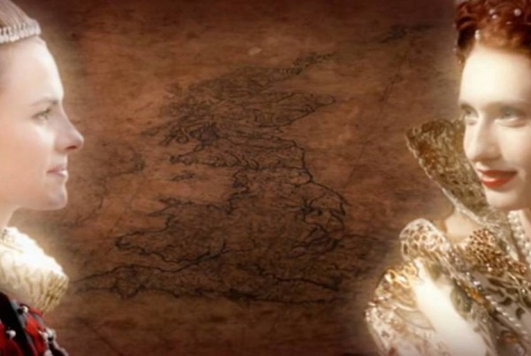 felipe II en la serie Reinas