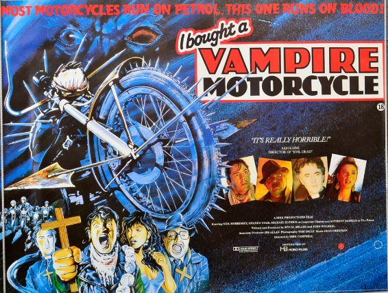 yo compre una moto vampiro