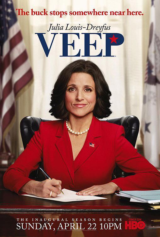 Veep estrena 3º temporada