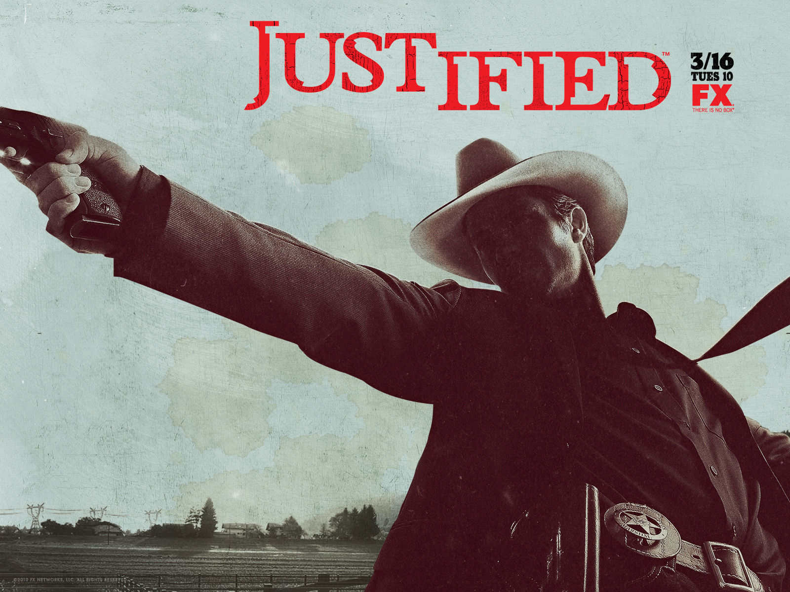 Serie Justified: la ley de Raylan