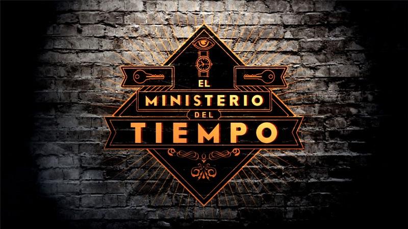 Claudio Serrano en El Ministerio del Tiempo