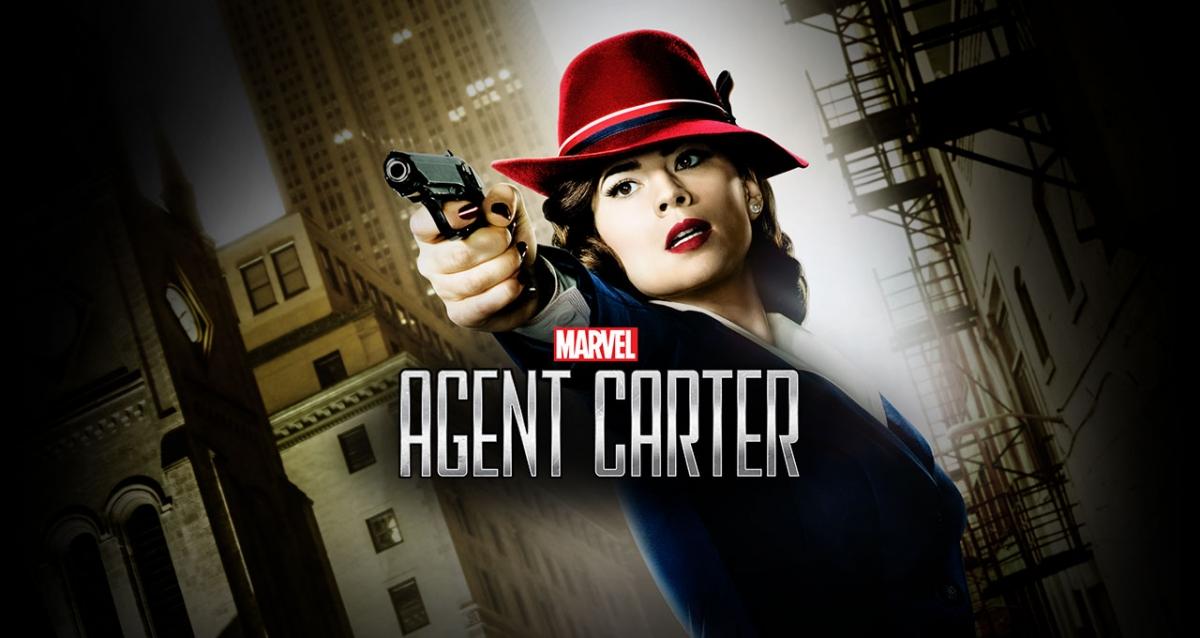 En emisión: Agente Carter